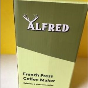 Alfred Other - Alfred French Press Coffee Maker
